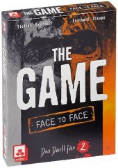 The Game Face to Face (Spiel) Cover