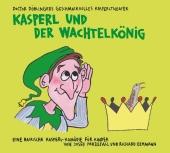 Kasperl und der Wachtelkönig, 2 Audio-CDs Cover