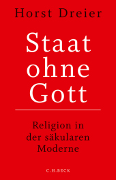 Staat ohne Gott Cover