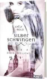 Silberschwingen: Erbin des Lichts Cover