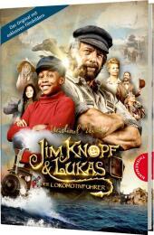 Jim Knopf und Lukas der Lokomotivführer - Filmbuch Cover