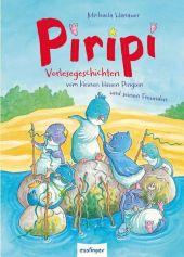 Piripi - Vorlesegeschichten vom kleinen blauen Pinguin und seinen Freunden Cover