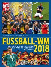 Fußball-WM 2018 Cover