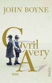 Cyril Avery Cover