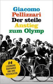 Der steile Anstieg zum Olymp Cover