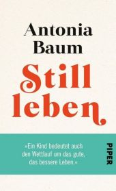 Stillleben Cover