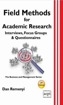 Field Methods for Academic Research