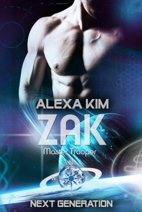 Zak (Master Trooper - The next Generation) Band 10