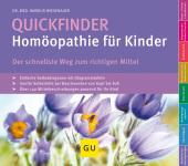 Quickfinder- Homöopathie für Kinder Cover