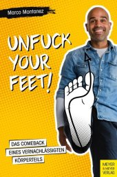Unfuck your Feet! Cover