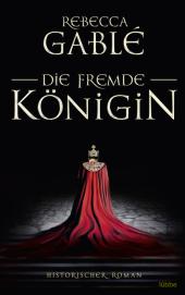 Die fremde Königin Cover