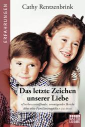 Das letzte Zeichen unserer Liebe Cover