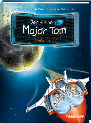 Der kleine Major Tom - Kometengefahr
