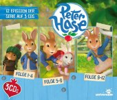 Peter Hase, 1 DVD