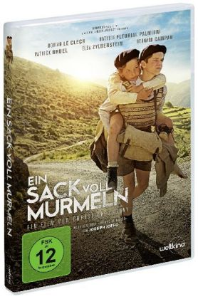 Ein Sack voll Murmeln, 1 DVD