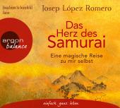 Das Herz des Samurai, 3 Audio-CDs Cover
