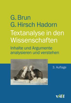Textanalyse in den Wissenschaften