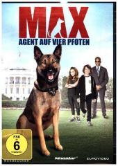 Max - Agent auf vier Pfoten, 1 DVD Cover