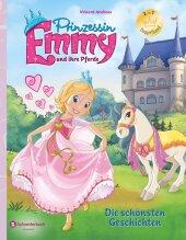 """Prinzessin Emmy und ihre Pferde - Die schönsten Geschichten, Enthält """"Endlich Prinzessin"""" und """"Der Schönheitswettbewerb Cover"""