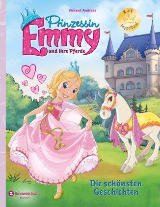 """Prinzessin Emmy und ihre Pferde - Die schönsten Geschichten, Enthält """"Endlich Prinzessin"""" und """"Der Schönheitswettbewerb"""