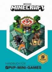Minecraft - Handbuch für PVP-Mini-Games Cover