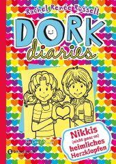 Dork Diaries - Nikkis (nicht ganz so) heimliches Herzklopfen