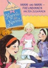 Hanni und Nanni - Freundinnen halten zusammen Cover