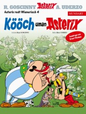 Kööch uman Asterix;Streit um Asterix, wienerische Ausgabe Cover