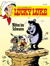 Lucky Luke - Mitten in Schwarze Cover