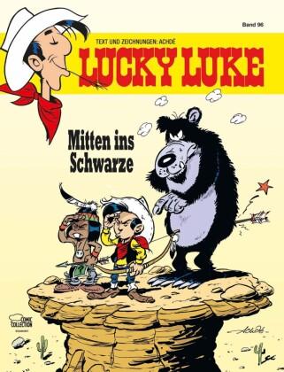 Lucky Luke - Mitten in Schwarze