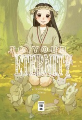 To Your Eternity Cover