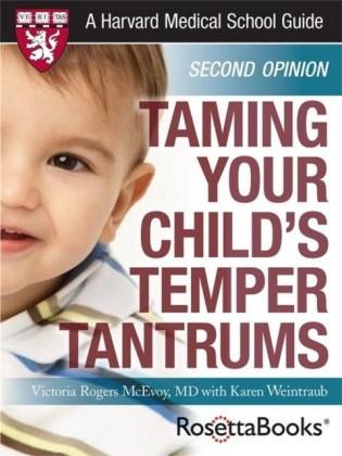 Taming Your Child's Temper Tantrums