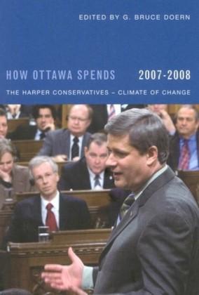 How Ottawa Spends, 2007-2008
