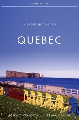 Short History of Quebec