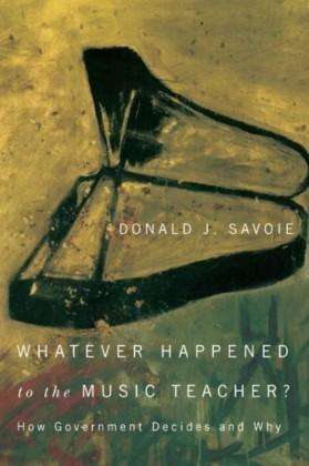 Whatever Happened to the Music Teacher?