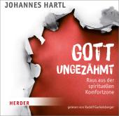 Gott ungezähmt, 2 Audio-CDs