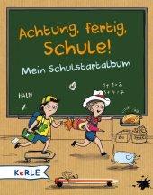 Achtung, fertig, Schule! Cover