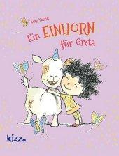 Ein Einhorn für Greta Cover