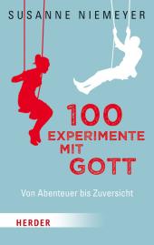 100 Experimente mit Gott Cover