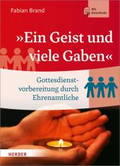 """""""Ein Geist und viele Gaben"""" Cover"""