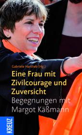 Eine Frau mit Zivilcourage und Zuversicht Cover