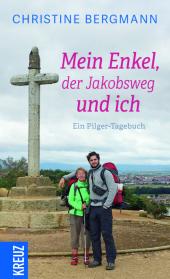 Mein Enkel, der Jakobsweg und ich Cover