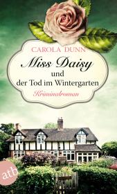 Miss Daisy und der Tod im Wintergarten Cover