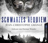 Schwarzes Requiem, 12 Audio-CDs Cover