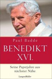 Papst Benedikt XVI. Cover