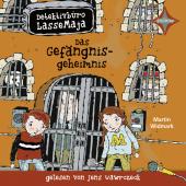 Detektivbüro LasseMaja - Das Gefängnisgeheimnis, 1 Audio-CD