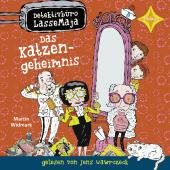 Detektivbüro LasseMaja - Das Katzengeheimnis, 1 Audio-CD