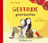 Gertrude grenzenlos, 4 Audio-CDs