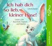 Ich hab dich so lieb, kleiner Hase!, 1 Audio-CD Cover