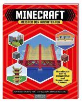 Minecraft - Meister der Architektur Cover